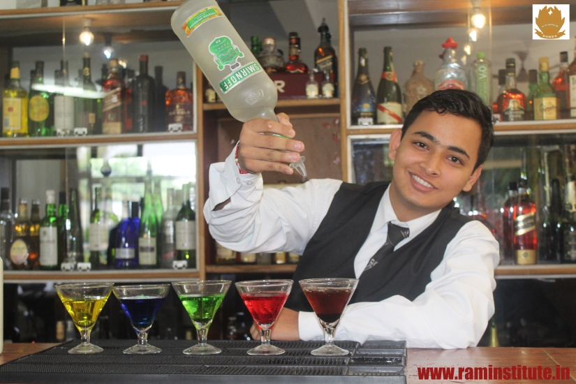 Scope of Bar Tending as a Career in India
